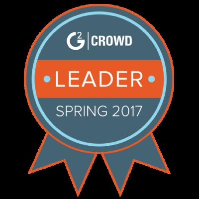 G2-Crowd-Leader award logo