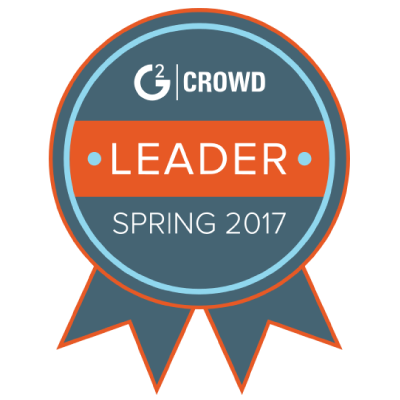 G2-Crowd-Leader award logo