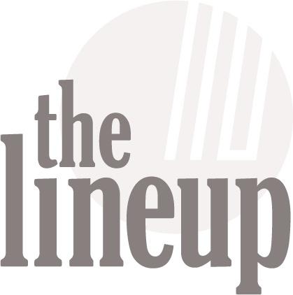 The Line Up logo
